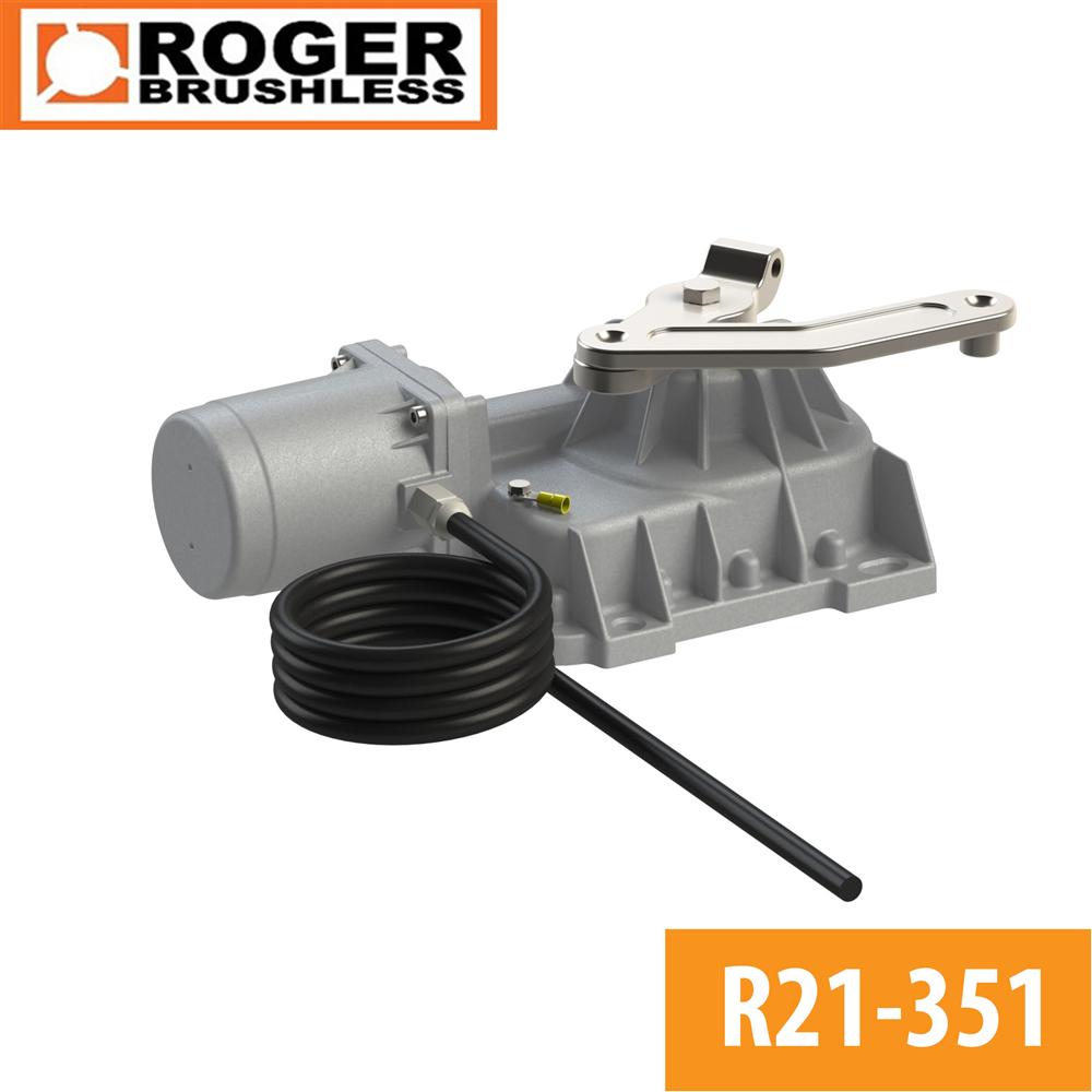 Hệ thổng motor mở cổng biệt thự FaCo tự động ROGER R21-351 nhập khẩu ITALIA